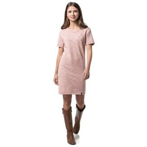 Southern Proper Red Sophie Tee Dress